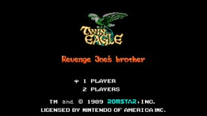 Twin Eagle (NES) Game Hub