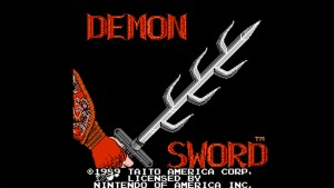 Demon Sword (NES) Game Hub
