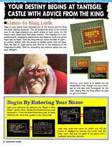 Nintendo Power   November December 1989   Dragon Warrior Strategy Guide pg-20