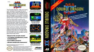 Nintendo Digital Download: Double The Dragons