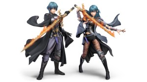 Byleth Is Joining The Super Smash Bros. Ultimate Fighting Cast