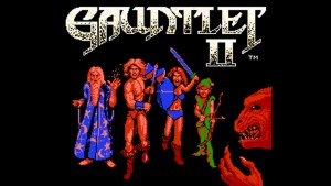Gauntlet II (NES) Game Hub