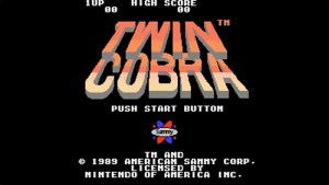 Twin Cobra (NES) Game Hub