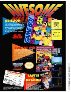 1990 World of Nintendo Buyers Guide p19