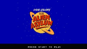 Dash Galaxy In The Alien Asylum (NES) Game Hub