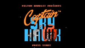 Captain Skyhawk (NES) Game Hub