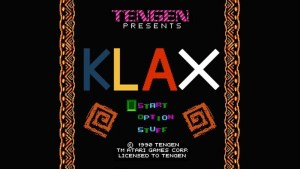Klax (NES) Game Hub