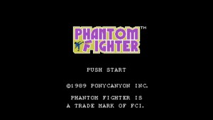 Phantom Fighter (NES) Game Hub