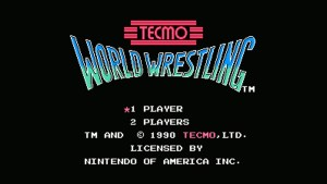 Tecmo World Wrestling (NES) Game Hub
