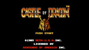 Castle Of Dragon (NES) Game Hub