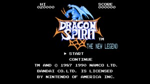 Dragon Spirit: The New Legend (NES) Game Hub