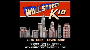 Wall Street Kid (NES) Game Hub