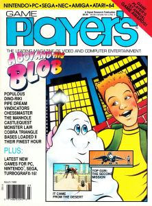 Game Players | March 1990 Cover