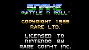 Snake Rattle N Roll (NES) Game Hub