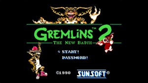 Gremlins 2: The New Batch (NES) Game Hub
