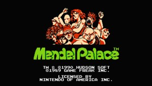 Mendel Palace (NES) Game Hub