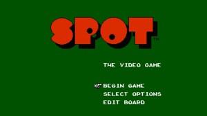 Spot (NES) Game Hub
