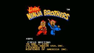Little Ninja Brothers (NES) Game Hub
