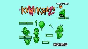 Kiwi Kraze (NES) Game Hub