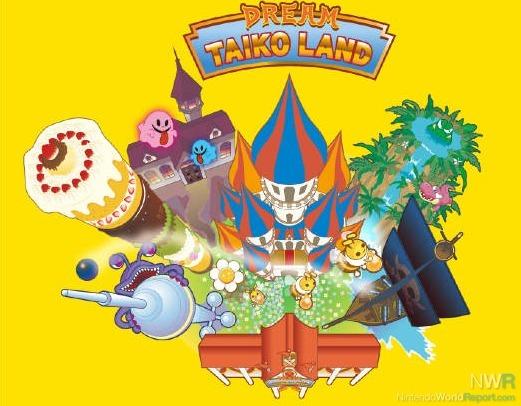 New Taiko Drum Master Wii Announced News Nintendo