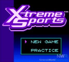 Xtreme Sports - Game - Nintendo World Report