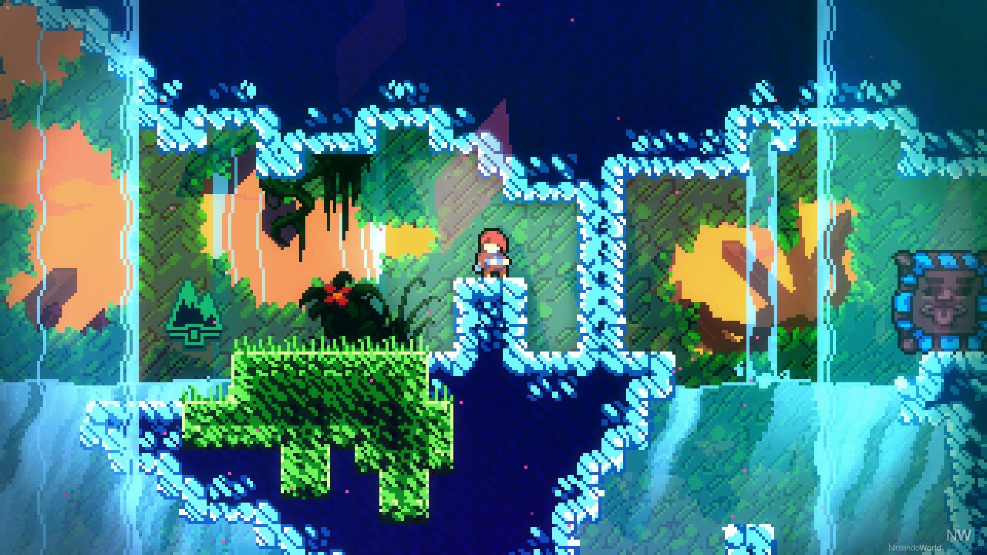 Celeste Review Review Nintendo World Report
