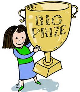 Big Prize clipart