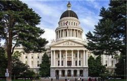 California Capitol clipart