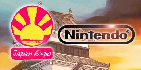 Japan Expo and Nintendo