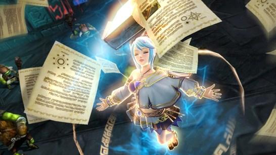 Hyrule Warriors Lana