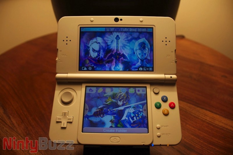 New Nintendo 3DS ReviewIMG_9972