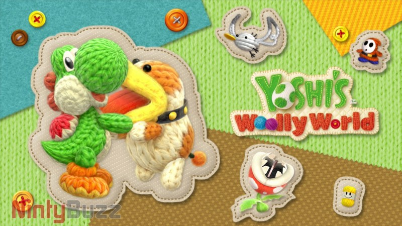 Yoshi's Woolly World Screen Shot 25:06:2015 12.15