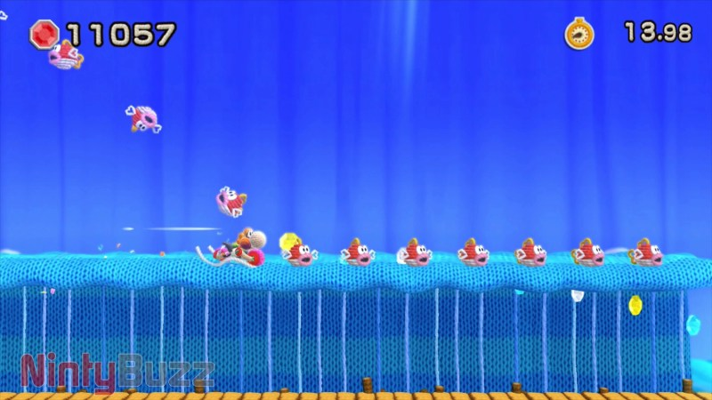 Yoshi's Woolly World Screen Shot 25:06:2015 12.22