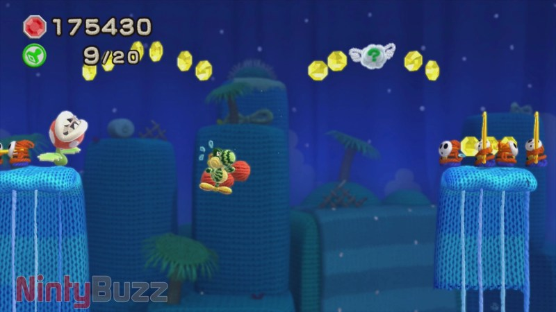 Yoshi's Woolly World Screen Shot 25:06:2015 12.24