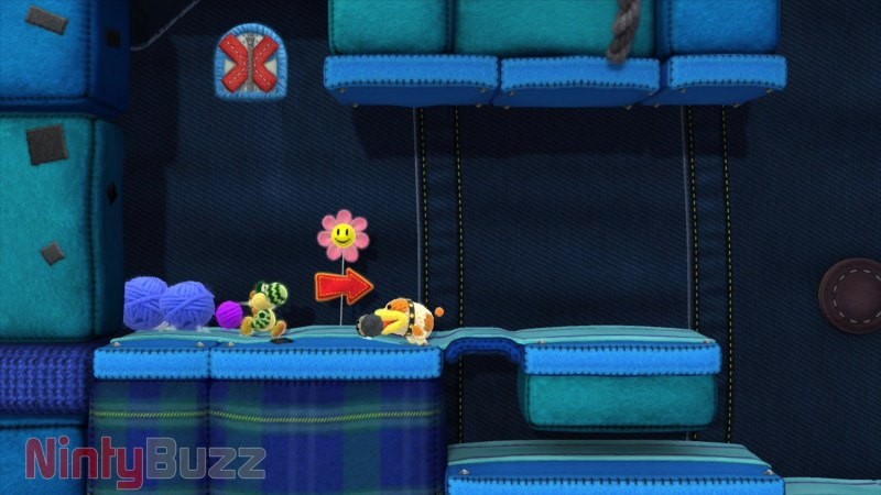 Yoshi's Woolly World Screen Shot 25:06:2015 12.31