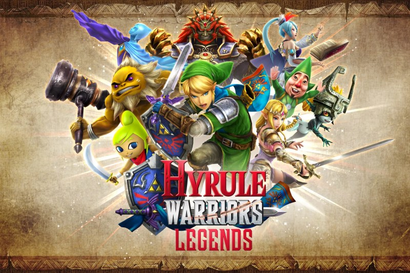 LR_HyruleWarriorsLegends_MainIllustration
