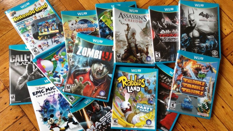 Third Party Wii U Games