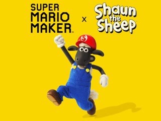 haun the Sheep Mario Maker