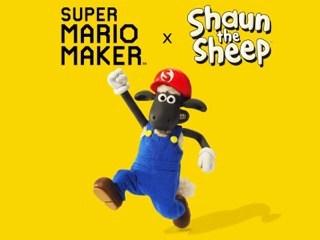 haun the Sheep Mario Maker