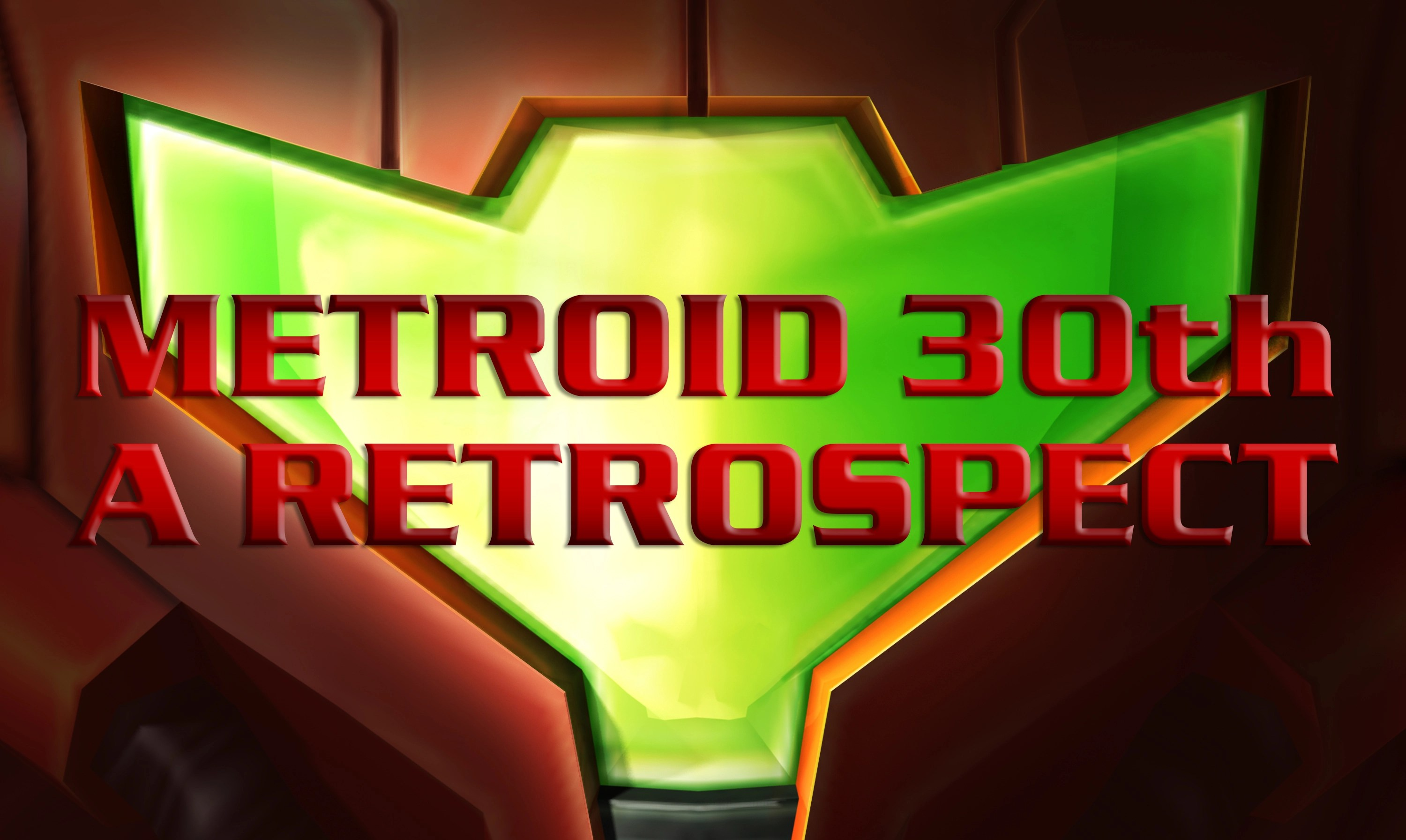 Metroid 30th - A Retrospect