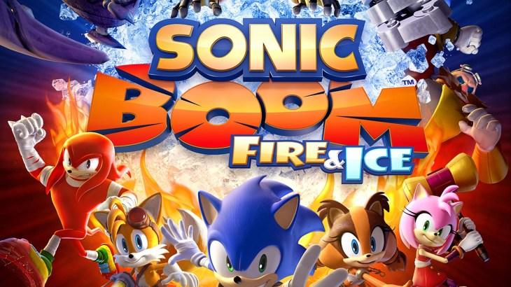 Sonic Boom Title