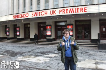 Nintendo Switch Premiere