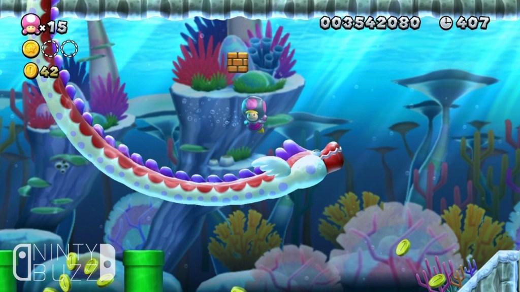 Review New Super Mario Bros U Deluxe Nintybuzz