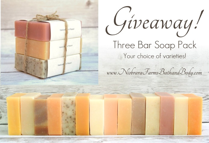 Goat Milk Soap Giveaway Featured
