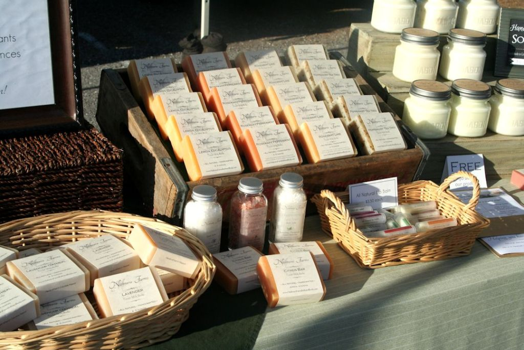 Natural Skin Care Farmers Market