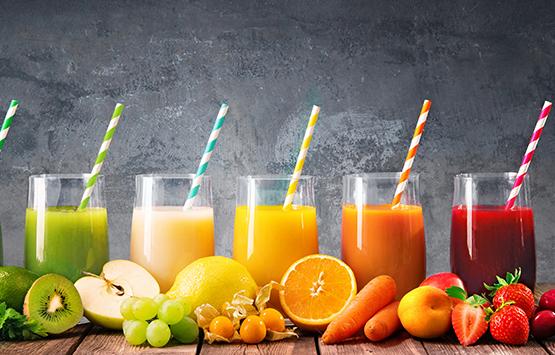 Recettes boissons santé bien-être