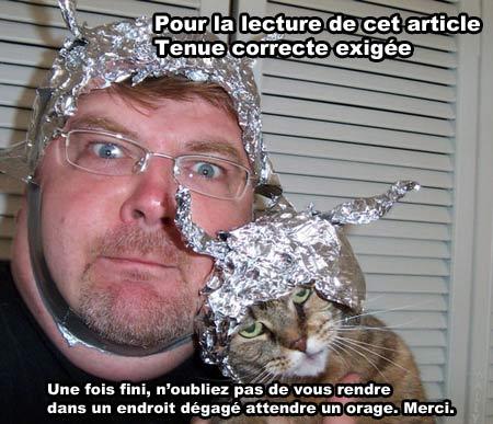 Top 6 des théories du complot les plus ridicules du monde