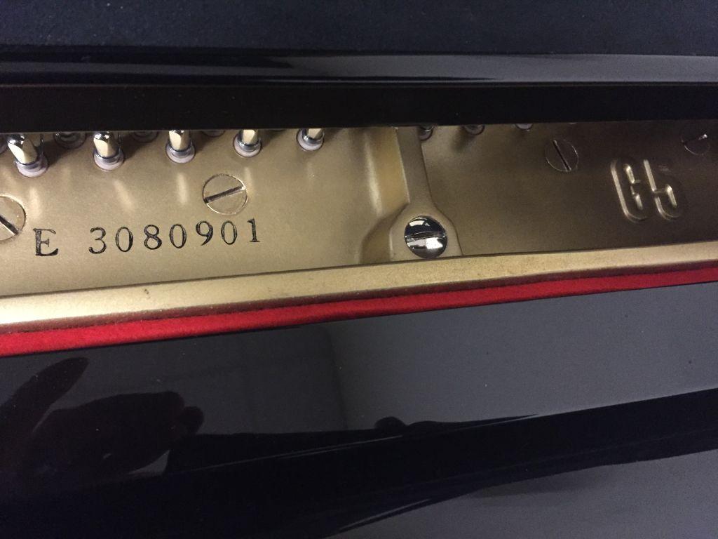 Yamaha G5 Frame Number
