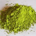 green tea in powder, eatible green tea, edible green matcha tea, cooking with green tea