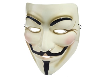 Buy Guy Fawkes Face Mask